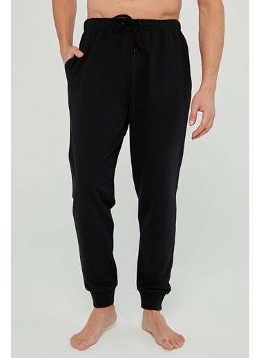 Penti Basic Black Cuff Pantolon Siyah